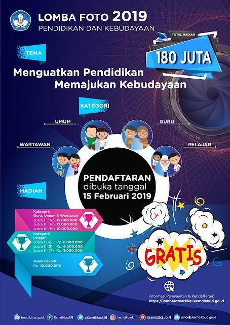 info lomba 2019, lomba fotografi kemdikbud 2019, tomatalikuang.com
