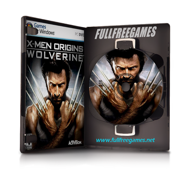 X Men Origins Wolverine Game Free Download Full Version