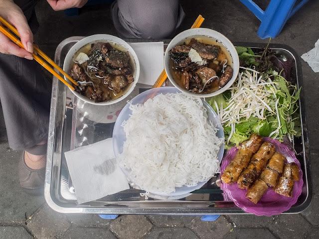 Hanoi Capital - Hot spots for Vietnamese cuisine tourism