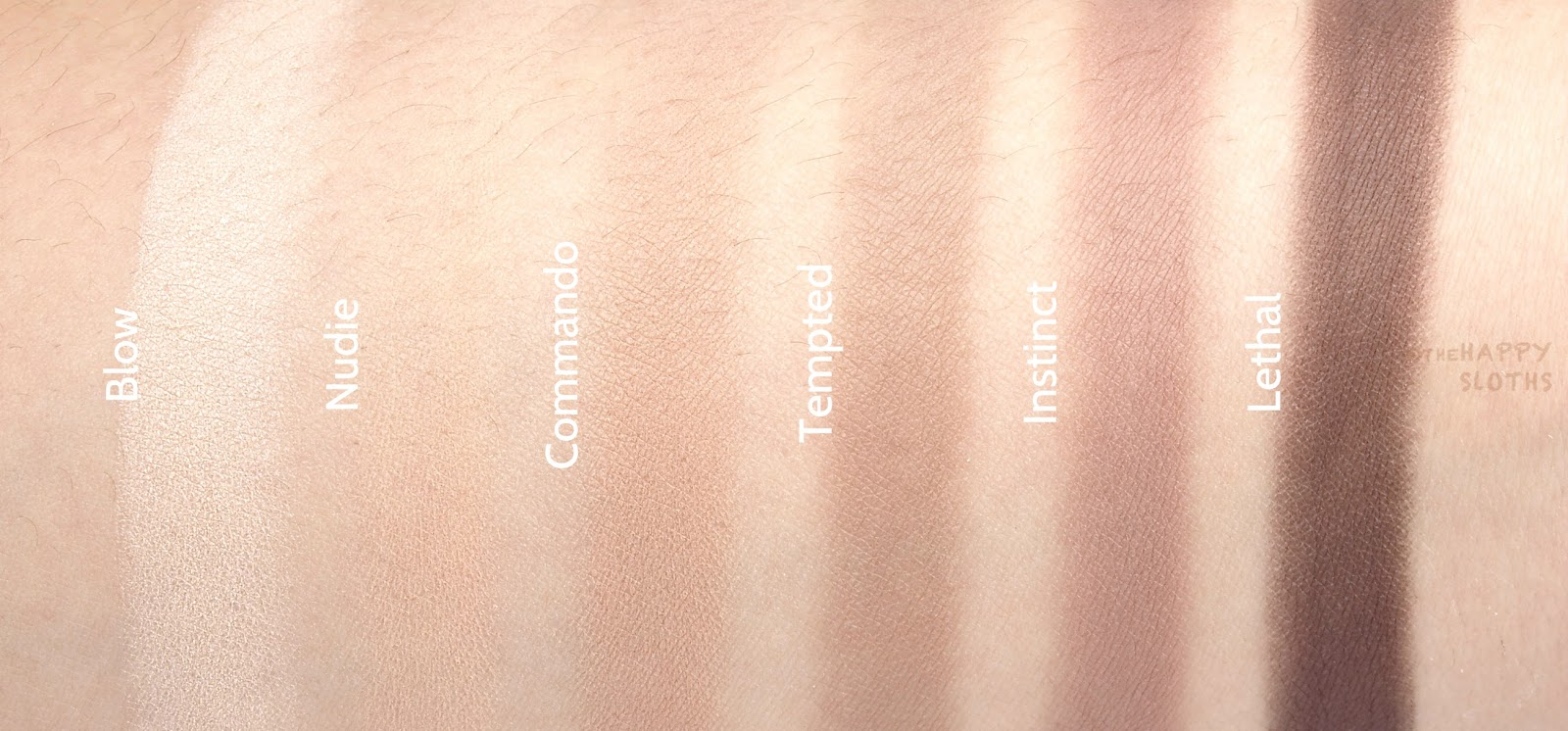 Urban Decay Naked Ultimate Basics Eyeshadow Palette -6821