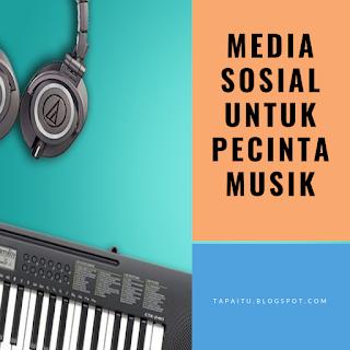Jejaring Sosial Untuk Para Pecinta Musik