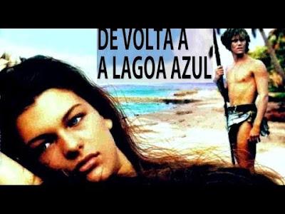 Filme De Volta à Lagoa Azul em Sessão da Tarde - 08/11/2017