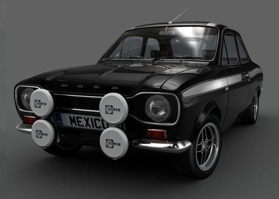 sovibrant opinion8 design classic no 615 the mk1 escort. Black Bedroom Furniture Sets. Home Design Ideas
