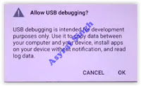 allow usb debugging - LG G4