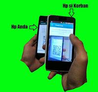 cara whatsapp web tanpa scan barcode