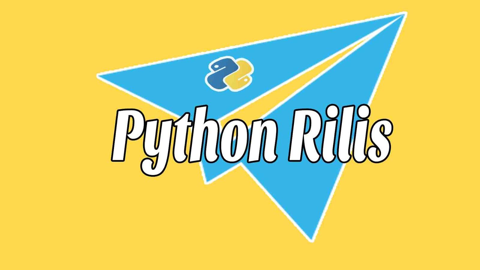 Tanggal Rilis Python