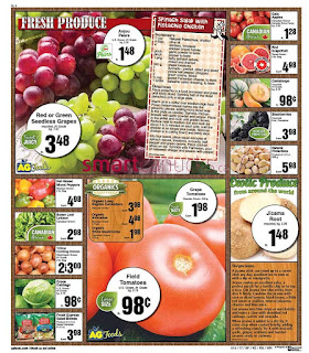 Get Ready for Easter? AG Foods Flyer April 2 to 8
