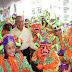 ADN inicia en avenida Máximo Gómez primea fase del Carnal del Santo Domingo