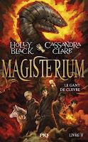 magisterium cassandra clare