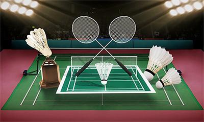 Jadwal Badminton