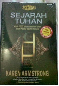 Buku Sejarah Tuhan Karangan Karen Amstrong