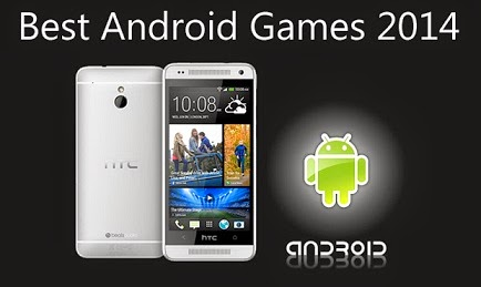 Top 5 Best Android Games of 2014