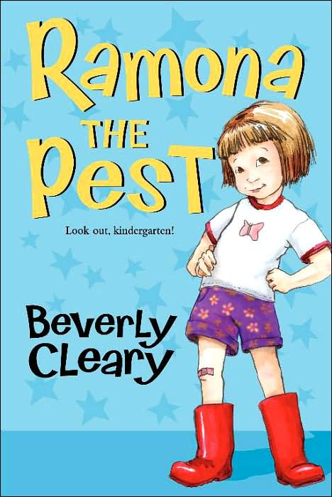 Paw Reads: Ramona The Pest
