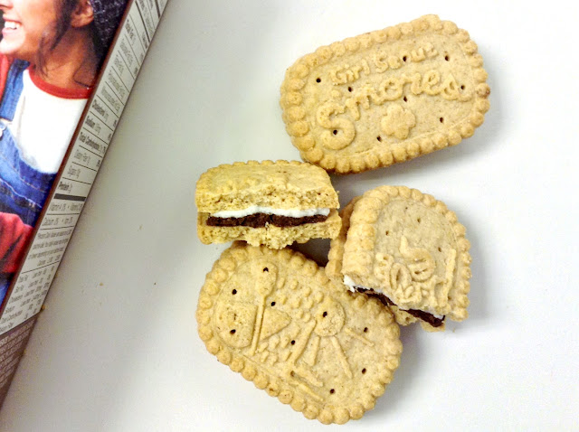 100 Years! Girl Scouts Debuts S'mores Cookies #gsneo
