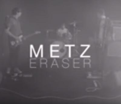 "METZ ""Eraser"""