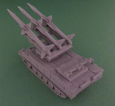 Soviet 2K12 Kub picture 10