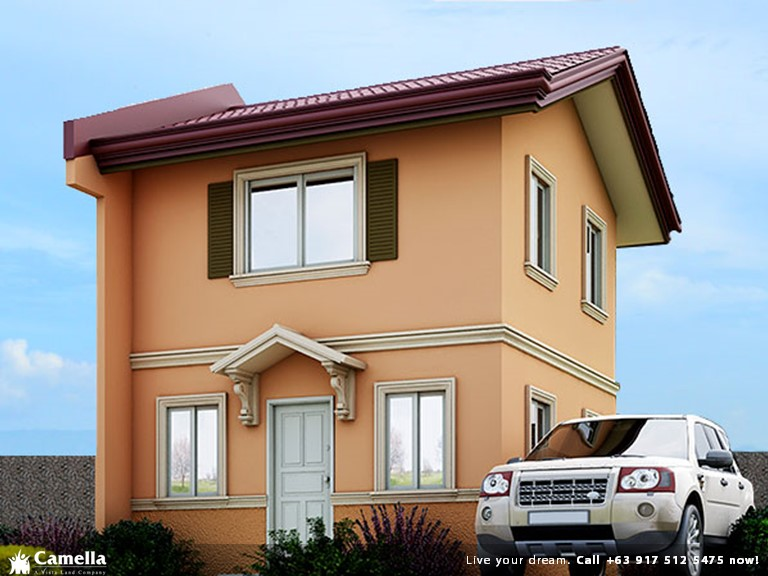 Bella - Camella Carson| Camella Affordable House for Sale in Daang Hari Bacoor Cavite