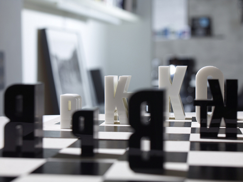 chess for type lovers