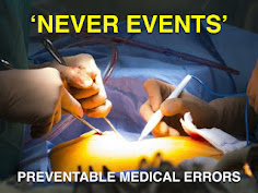 Preventable Medical Errors - Classified As 'Never Events' - Meaning It Shouldn't Happen