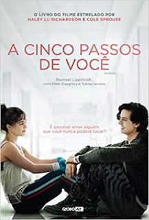 A CINCO PASSOS DE VOCÊ - RACHAEL LIPPINCOTT, MIKKI DAUGHTRY, TOBIAS IACONIS