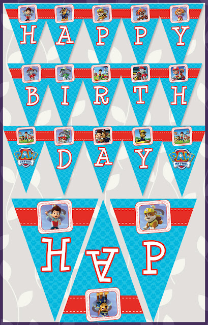 picture regarding Paw Patrol Printable Decorations referred to as Absolutely free Paw Patrol Printables: Absolutely free Printable Paw Patrol
