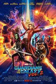 Guardians-of Galaxy Vol-2 Movie Wiki | Guardians-of Galaxy Vol-2 Review, Rating, Story, Casting, Trailers | James Gunn, Chris Pratt, Zoe Saldana, Dave Bautista, Vin Diesel