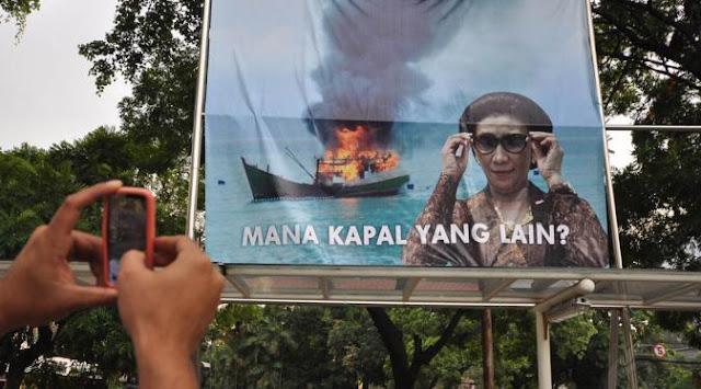"""Mentri Kelautan dan Wakil Presiden RI """"Bertengkar"""" Terkait Kebijakan Maritim"""