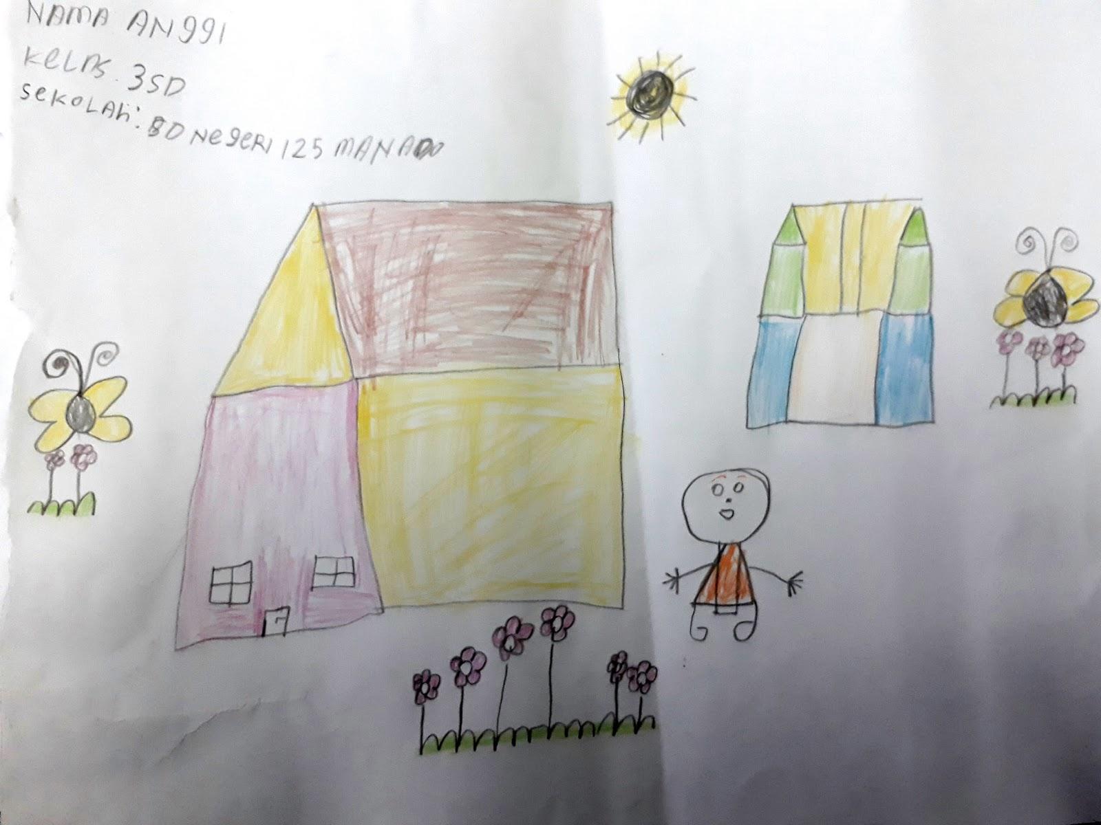 Hasil Lomba Menggambar Dan Mewarnai Hari Anak Nasional 2017