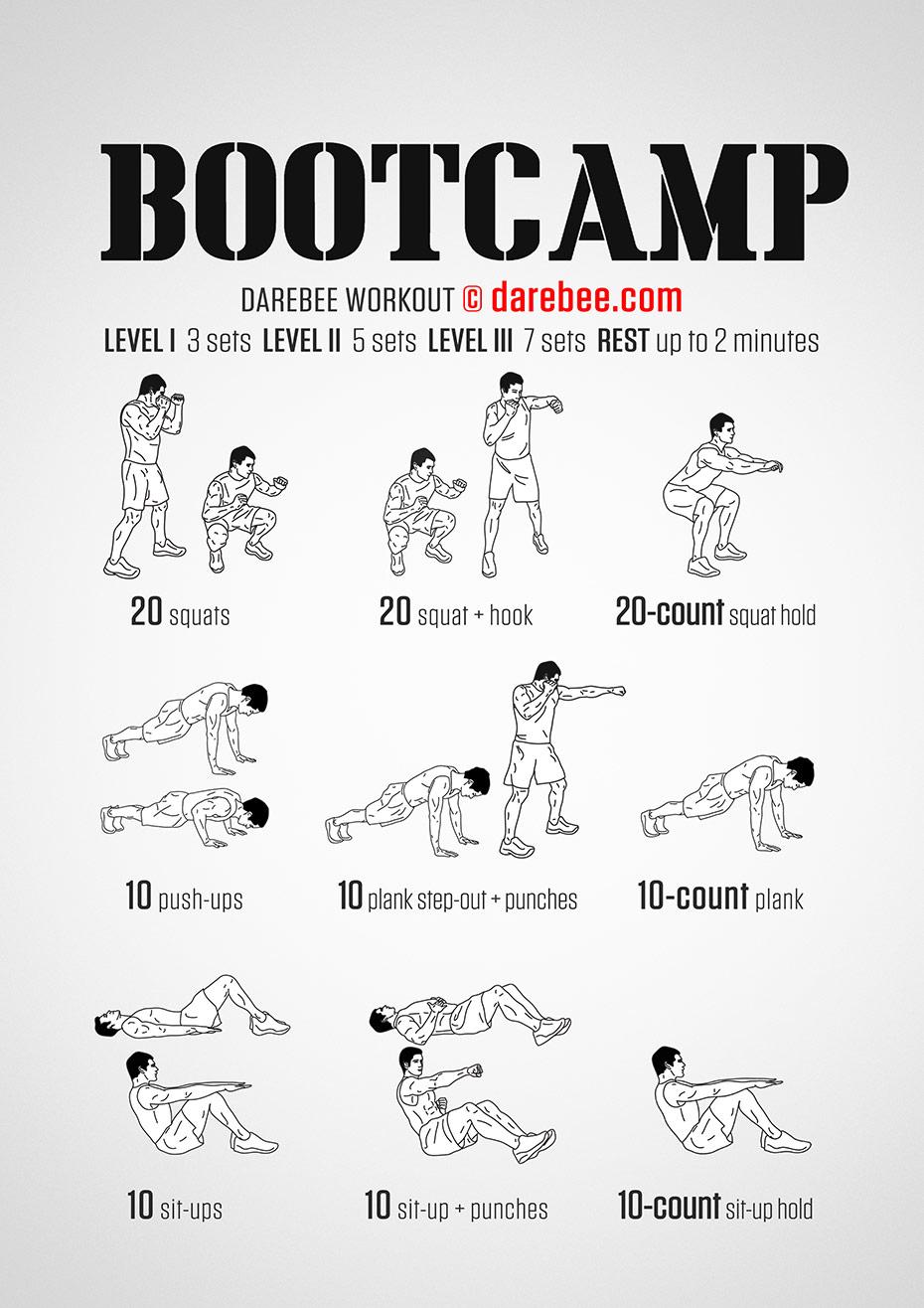 Thermopylae OCR Bootcamp Workout Monday May 16