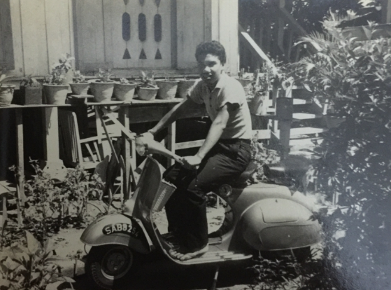 60'S HARI RAYA PUASA VISITS ON MY VESPA-PA-PA