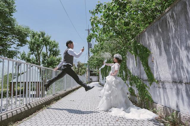 異人館婚紗