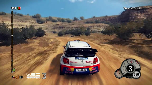WRC 3 FIA World Rally Championship Download Free for PC Gameplay