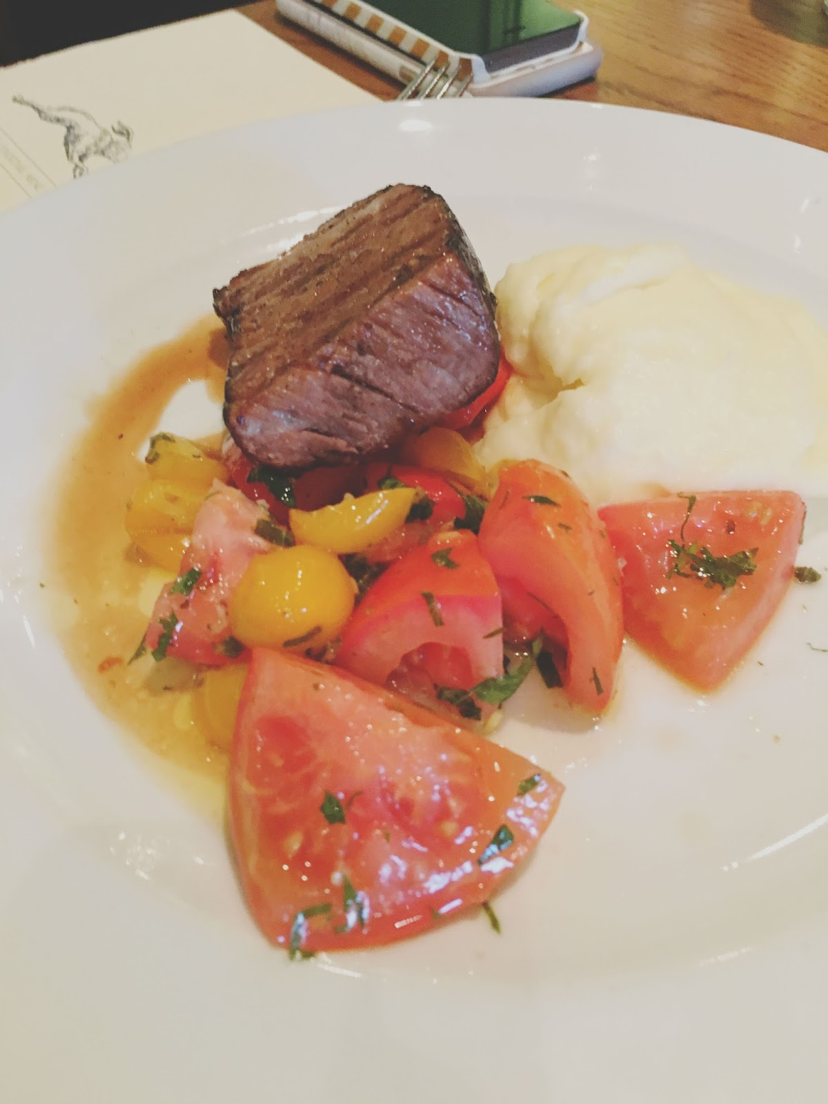 short rib at Hunky Dory - A restaurant in Houston, Texas