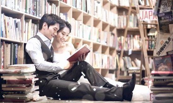 Baca Buku Bersama Kekasih