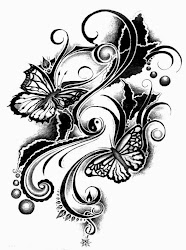 tattoo traditional designs tattoos cool celtic easy drawings simple tribal outlines butterfly tatto idea amazing unique irish butterflies tat freestyle