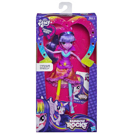 MLP Equestria Girls Rainbow Rocks Neon Single Wave 1 Twilight Sparkle Doll