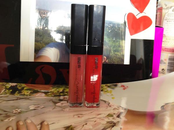 Review: Tanya Burr`s Lipglosses