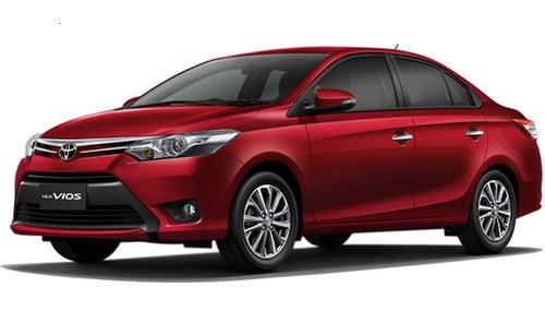 Spesifikasi dan Harga Toyota New Vios 2017