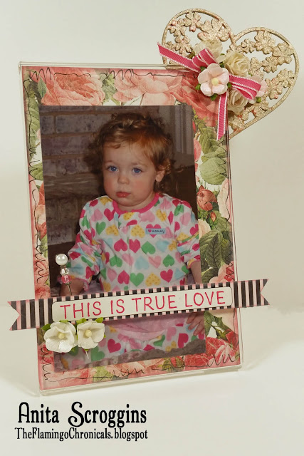 Deflecto Acrylic Craft Frames are perfect to alter and hold your precious memories