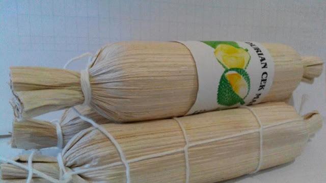 Jajanan Khas Bengkulu Lempuk Durian