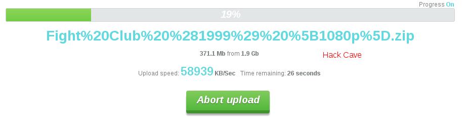 Zbigz Free Premium Account File Deletion Solution & Increase