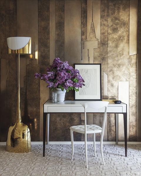 idées décoration de mur pour salon