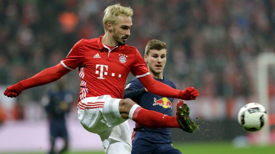 Bayern Múnich vs RB Leipzig EN VIVO por la Bundesliga