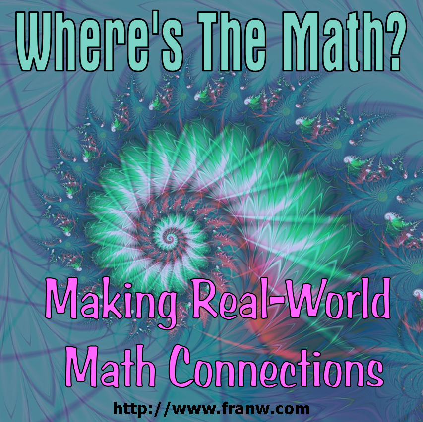 Funschooling & Recreational Learning: Where\'s The Math? Making Real ...