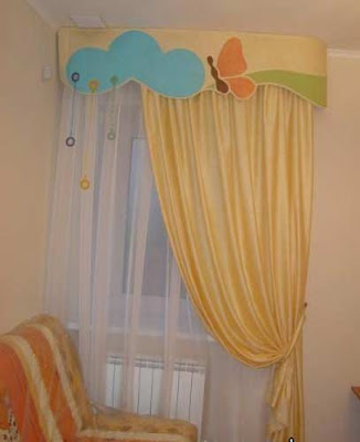 new nursery curtains - the best kids curtain designs ideas 2018