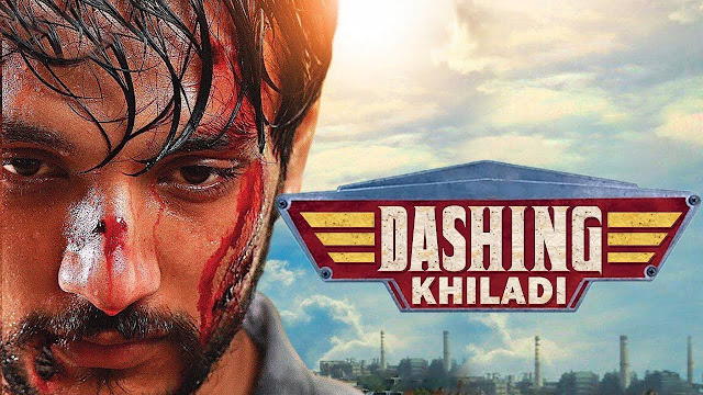 Dashing Khiladi 2019 Hindi Dubbed 720p HDRip 800MB
