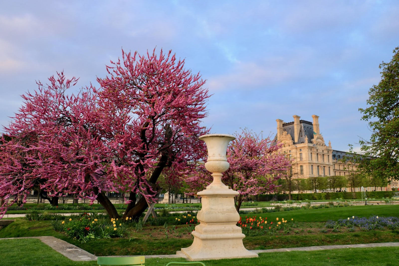 Tuileries Garden April 2019