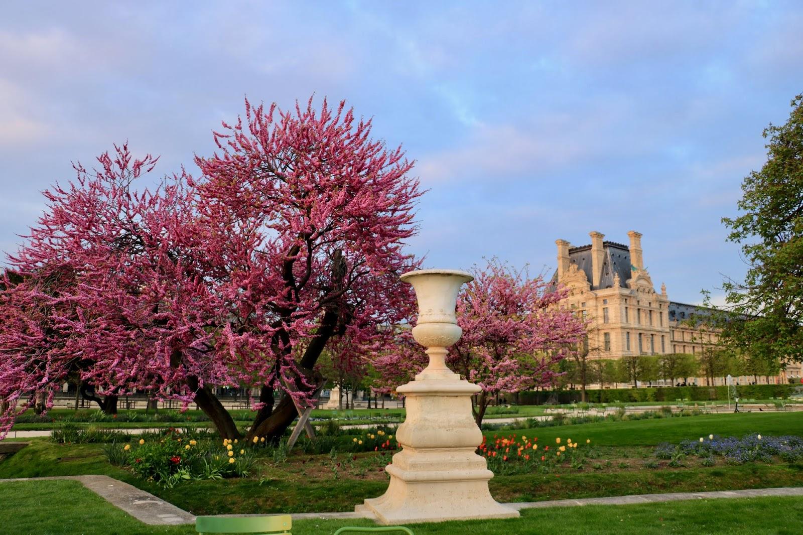 Tuileries Garden April 2019