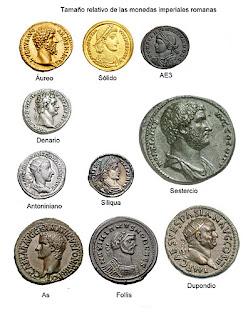 Tasación de monedas antiguas