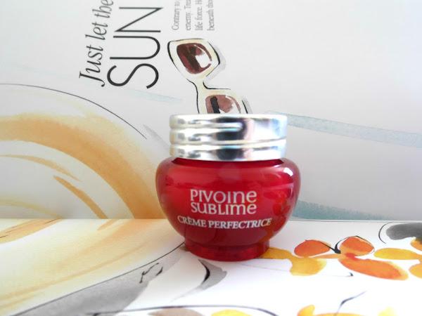 L`Occitane Pivoine Sublime Perfecting Cream Review